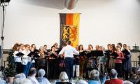 Der Gemischte Chor | © Ines Barwig Fotografie