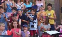 Auftritt bei der Sommer-Serenade